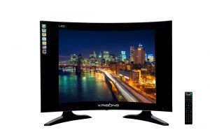Small & large appliances - Krisons 19 Inches Curved Body HD ReadyLED TV