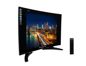 Krisons 17 Inches Curved Body HD Readyled TV