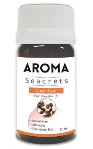 Aroma Seacrets Carrot Seed Pure Essential Oil - 30ml