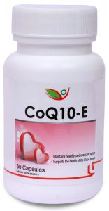 Biotrex Coq10-e & Vitamin E Assists 100mg (60 Capsules)