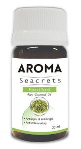 Aroma Seacrets Fennel Seed Pure Essential Oil - 30ml