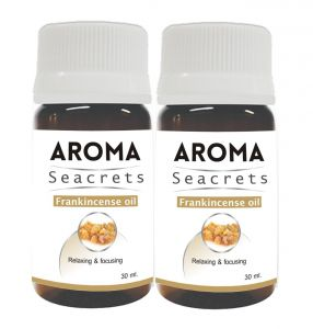 Aroma Seacrets Frankincense Oil (30ml) - Pack Of 2