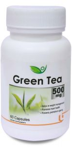 Biotrex Green Tea 500 Mg