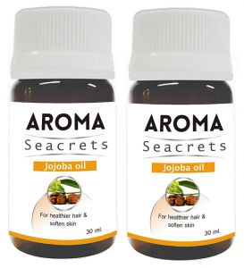 Aroma Seacrets Jojoba Oil (30ml) - Pack Of 2