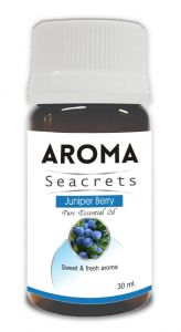 Aroma Seacrets Juniper Berry Pure Essential Oil - 30ml