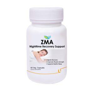 Biotrex ZMA Nighttime Recovery Support - 60 Veg Capsules