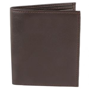 Irin Geniune Soft Leather Bi Fold Wallet For Men
