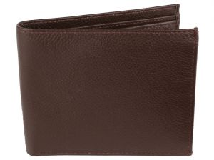 Men's Accessories - irin Tan Geniune Soft Leather Bi Fold Wallet For Men