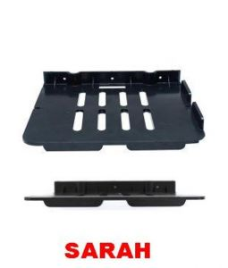 Sarah Set Top Box Wall Mount Bracket / Tray - 101