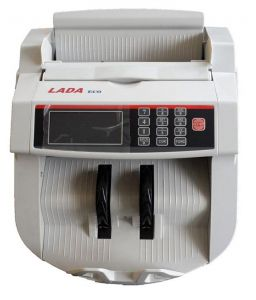 Lada Eco LCD Note Counting Machine ...