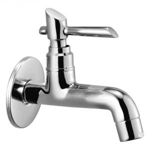 Oleanna Fancy Brass Long Nose Silver Taps & Faucets