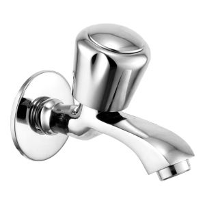Oleanna Royal Brass Long Nose Silver Taps & Faucets