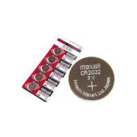 Cr2032 Maxell Battery 5 Pieces. 3v Micro Lithium Button Coin Cell Rmmb