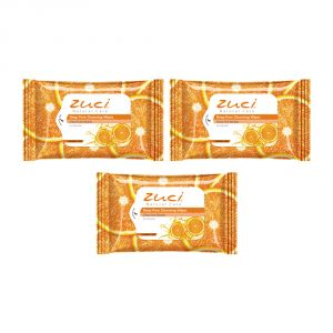 Citrus Wet Wipes Pack Of 3