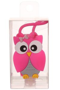 Personal Care, Hygiene - ZUCI JUNIOR SANITIZER   OWL BAG TAG BOX PACK