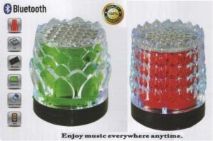 Fashion Bluetooth Portable Speaker Support/ Mp3/ Tf /fm/ Mic /usb/ Handsfree Call (assorted Colors)