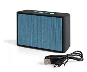 Wireless Rechargeable Bluetooth Speaker With Fm,sd,aux In Player