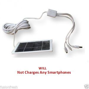 Chargers - Onlite Solar Panel Charger Mobile Phone,Power Bank Torches 3 Multipins