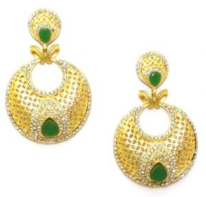 La Trendz Multicolor Antique Drop Earrings(lt1096)
