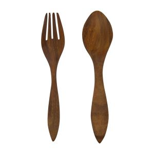 Decorative Cutlery Wooden Spoon Fork Set