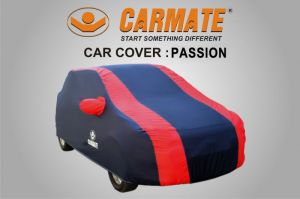 Carmate Car Body Cover Passion Red And Blue Toyota Land Crusier