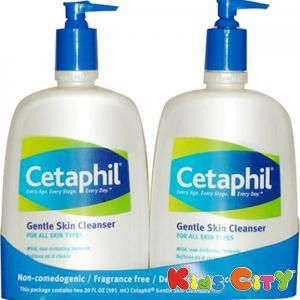 Cetaphil Gentle Skin Cleanser - 591ml (20oz) (pack Of 2)