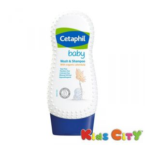 Cetaphil Baby Wash & Shampoo - 230ml (7.8oz)