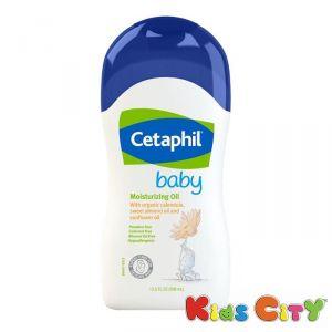 Baby massage oils - Cetaphil Baby Moisturizing Oil - 399ml (13.5oz)