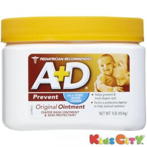 A+d Original Ointment Diaper Rash Ointment 454g (1lb) - Prevent (pack Of 2)