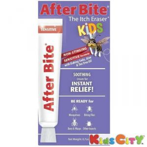 After Bite The Itch Eraser Kids Soothing Cream For Instant Relief - 20g (0.7oz) (pack Of 2)