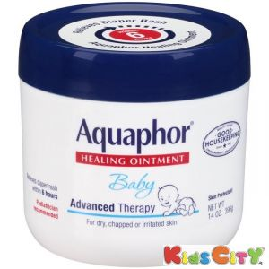 Aquaphor Baby Healing Ointment Diaper Rash Cream - 396g (14oz) (pack Of 2)