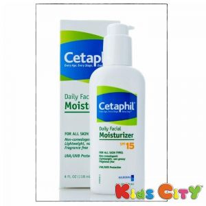 Cetaphil Daily Facial Moisturizer With Sunscreen Spf15 - 118ml (4oz)