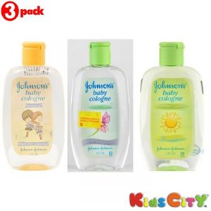 Johnsons Baby Cologne Combo (pack Of 3) - Bounce + Forever Mine + Summer Swing
