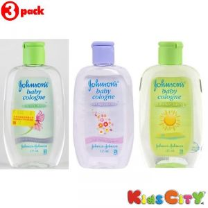 Johnsons Baby Cologne Combo (pack Of 3) - Forever Mine + Lasting Blooms + Summer Swing