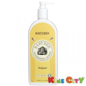 Burts Bees Baby Bee Nourishing Lotion Original - 340g (12oz)