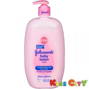 Johnsons Baby Lotion - 798ml (27oz) (us)