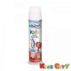 Aquafresh Kids Toothpaste (2y+) 130g - Bubble Mint
