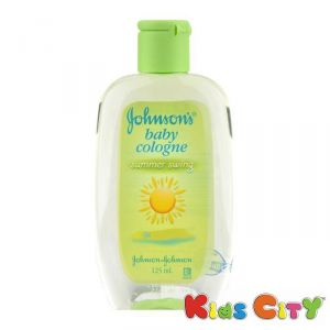 Johnsons Baby Cologne 125ml - Summer Swing