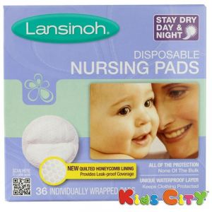 Lansinoh Disposable Nursing Pads - 36pk