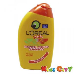 Loreal Kids Shampoo 250ml - Tropical Mango
