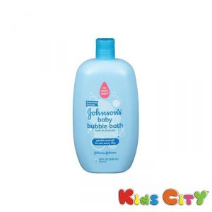 Johnsons Baby Bubble Bath - 828ml (28oz) (us)