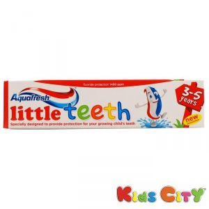 Aquafresh Little Teeth Toothpaste (3-5y) - 50ml