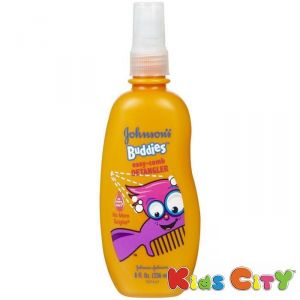 Johnsons Buddies Easy Comb Detangler Spray - 236ml