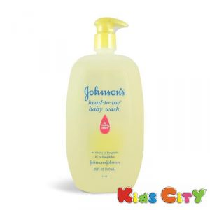 Johnsons Baby Head-to-toe Wash (us) - 828ml