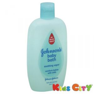 Johnsons Baby Soothing Vapor Bath - 444ml (15oz)