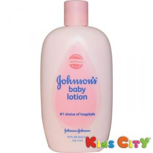 Johnsons Baby Lotion - 443ml (15oz) (us)