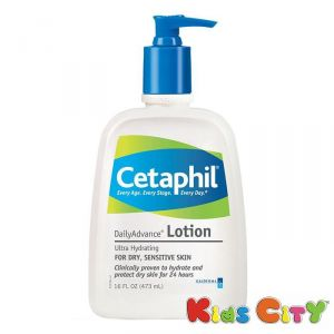 Baby body wash - Cetaphil Daily Advance Lotion Tube - 226G(8oz)