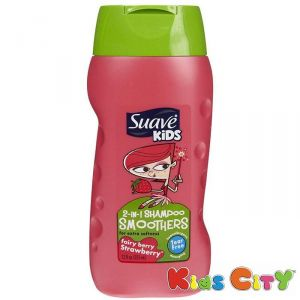 Suave Kids 2 In 1 Shampoo Smoothers 355ml (12oz) - Strawberry
