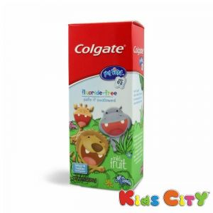 Colgate My First Toothpaste 0-2y 496g - Mild Fruit