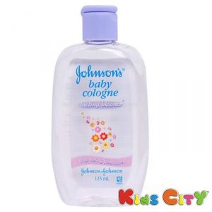 Johnsons Baby Cologne 125ml - Lasting Blooms